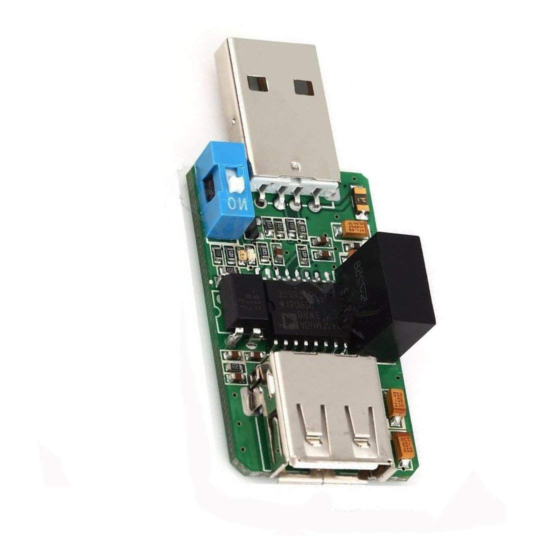 ADUM3160 B0505S 1500V USB to USB Voltage Isolator Module Support 12Mbps 1.5Mbps