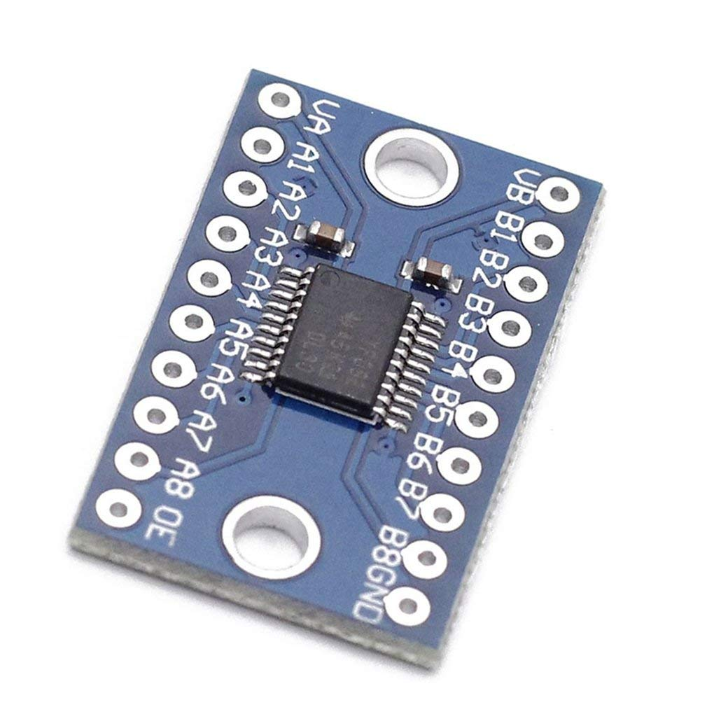 TXS0108E High Speed Full Duplex 8 Channel Logic Level Bi-directional Converter Module