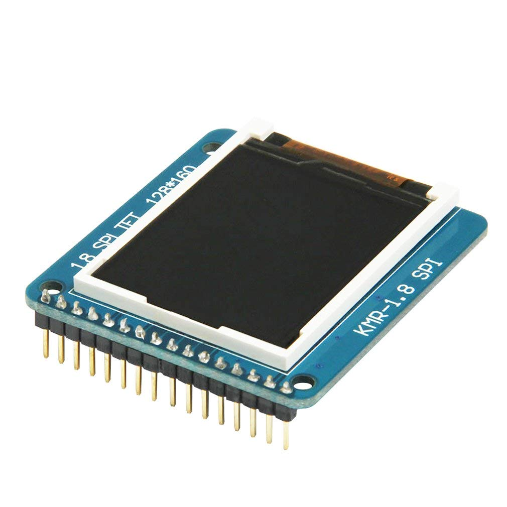 "1.8"" inch ST7735R SPI 128160 TFT LCD Display Module with PCB for Arduino 51"