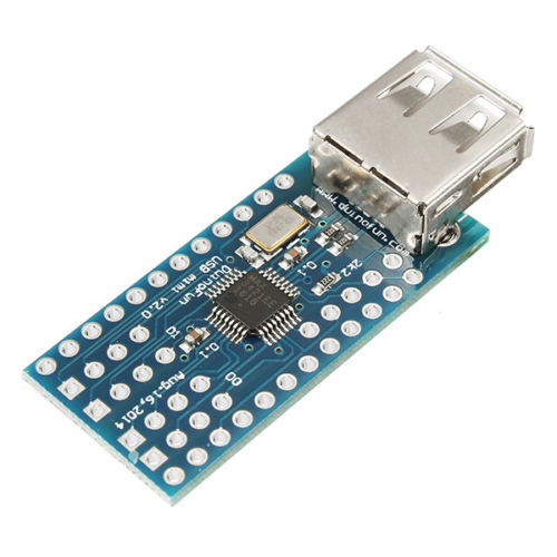 2.0 ADK Mini USB Host Shield SLR Development Tool Compatible SPI Interface For Arduino