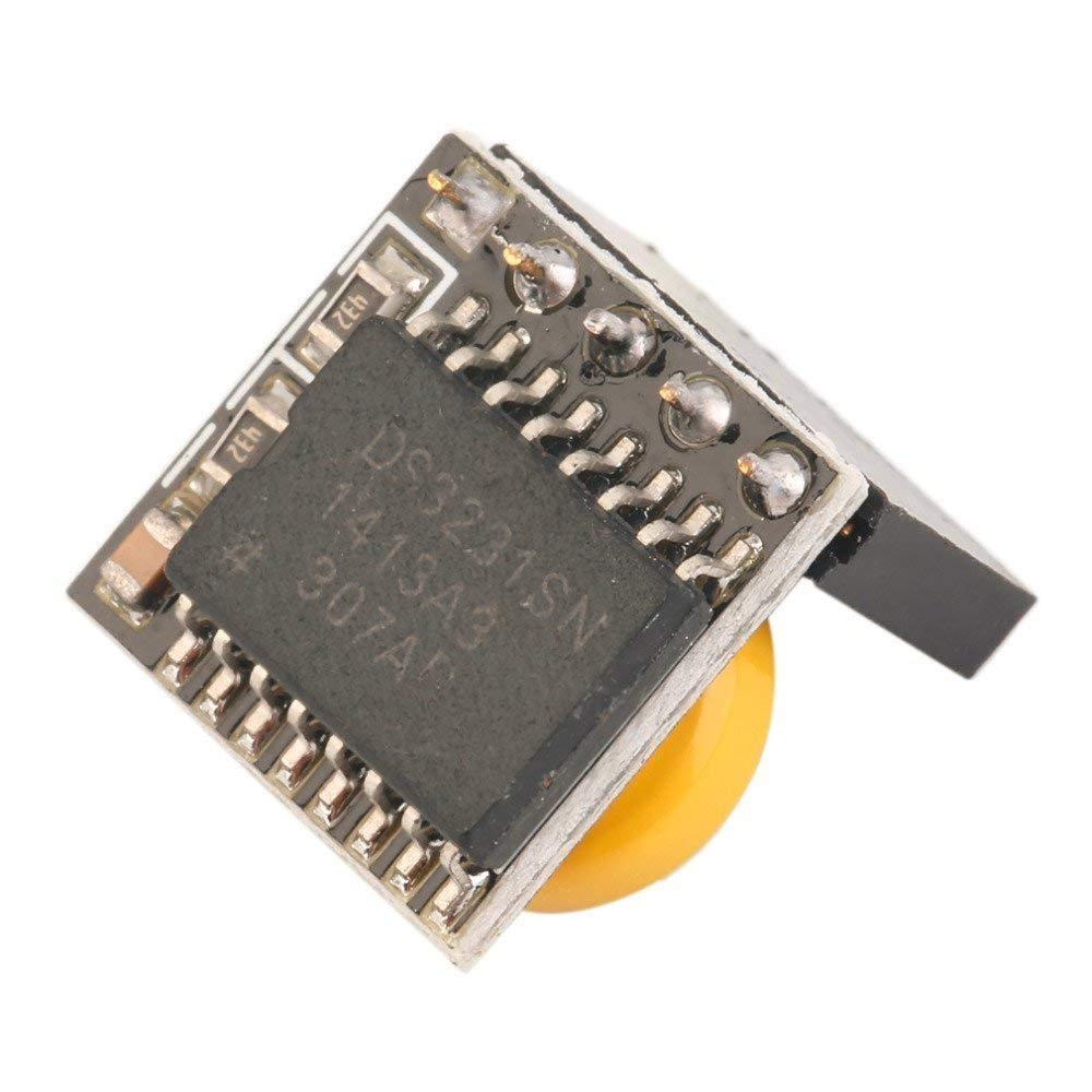 DS3231 High Precision RTC Real Time Clock Module 3.3V/5V Arduino Raspberry Pi