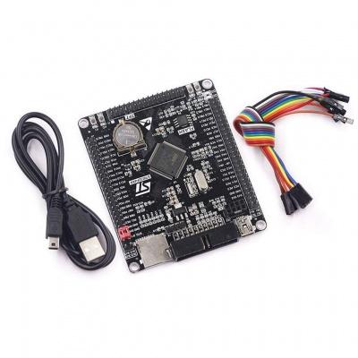 STM32F407VET6 STM32 Cortex-M4 MCU Core Board Development Board NRF2410 FMSG SD Card