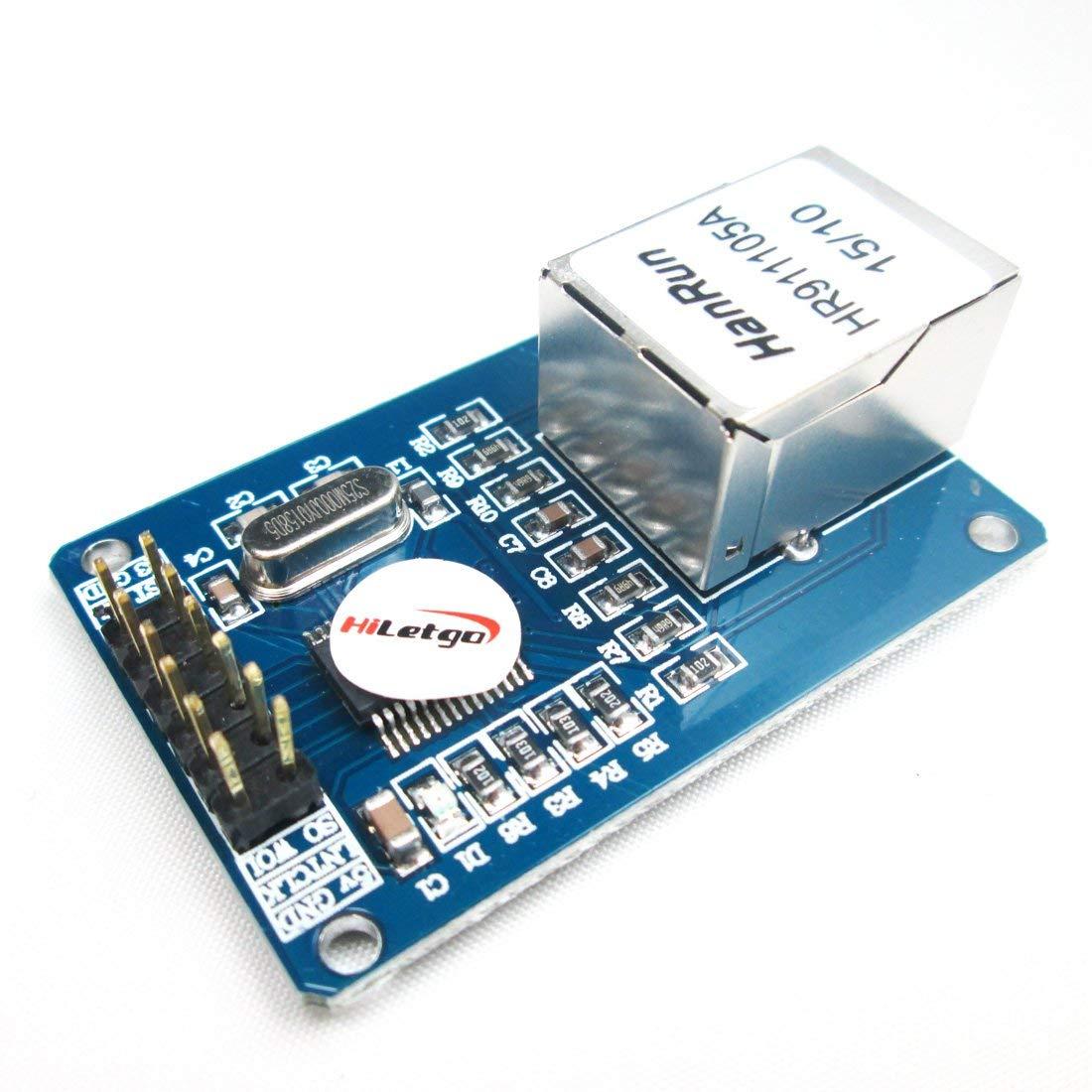 ENC28J60 Ethernet LAN Network Module For Arduino SPI AVR PIC LPC STM32