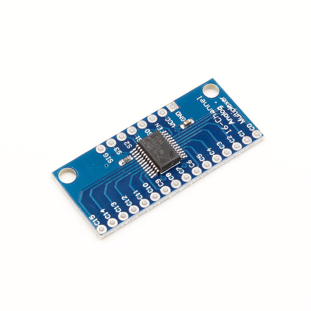 CD74HC4067 CMOS 16 Channel 16 CH Digital Analog Multiplexer Breakout Module for Arduino