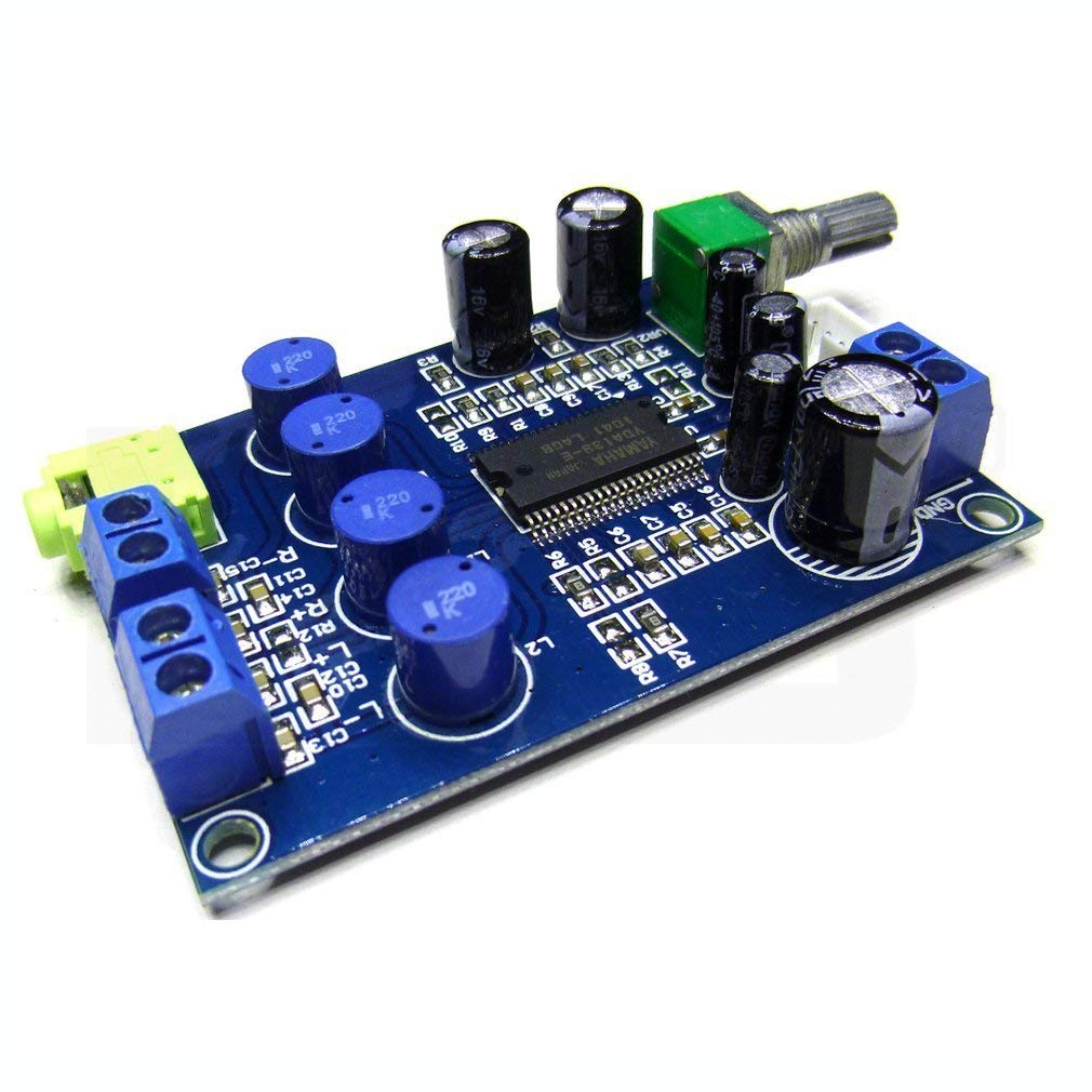 YDA138 220W Dual Channel Digital Amplifier Board Power AMP Module DC9-14V