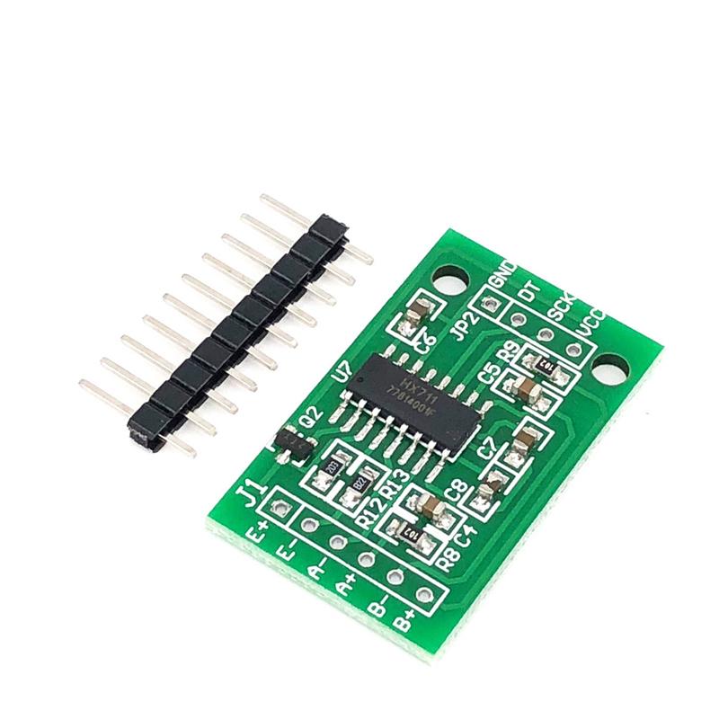 HX711 Weighing Sensor Dual-Channel 24 Bit Precision A/D Module Pressure Sensor
