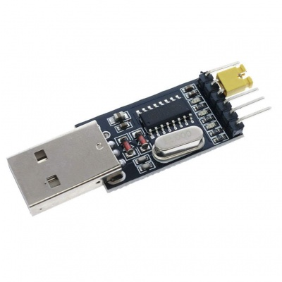USB to TTL CH340 Module with STC Microcontroller Download Cable USB to Serial