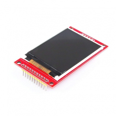 """2.2"""" ILI9225 SPI Serial Port 176x220 TFT LCD Module with SD Socket Support 51/ARM/Arduino"""