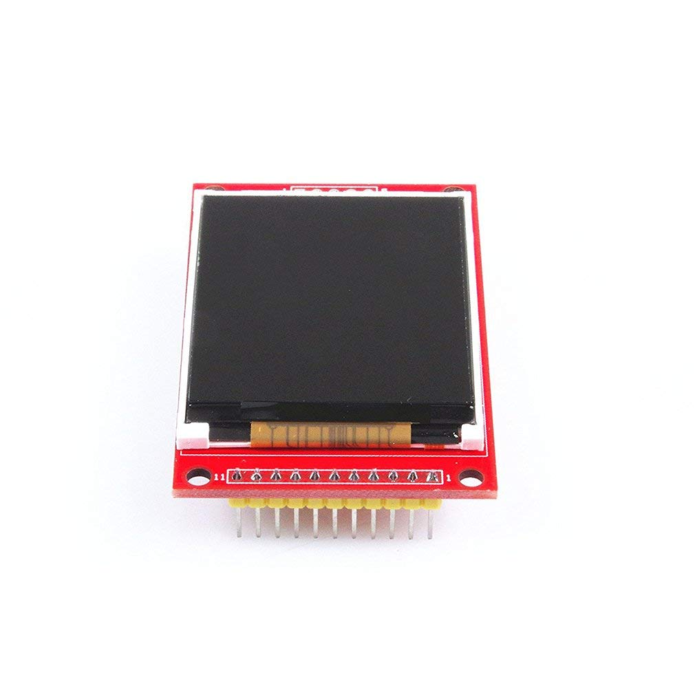 "2.2"" ILI9225 SPI Serial Port 176x220 TFT LCD Module with SD Socket Support 51/ARM/Arduino"