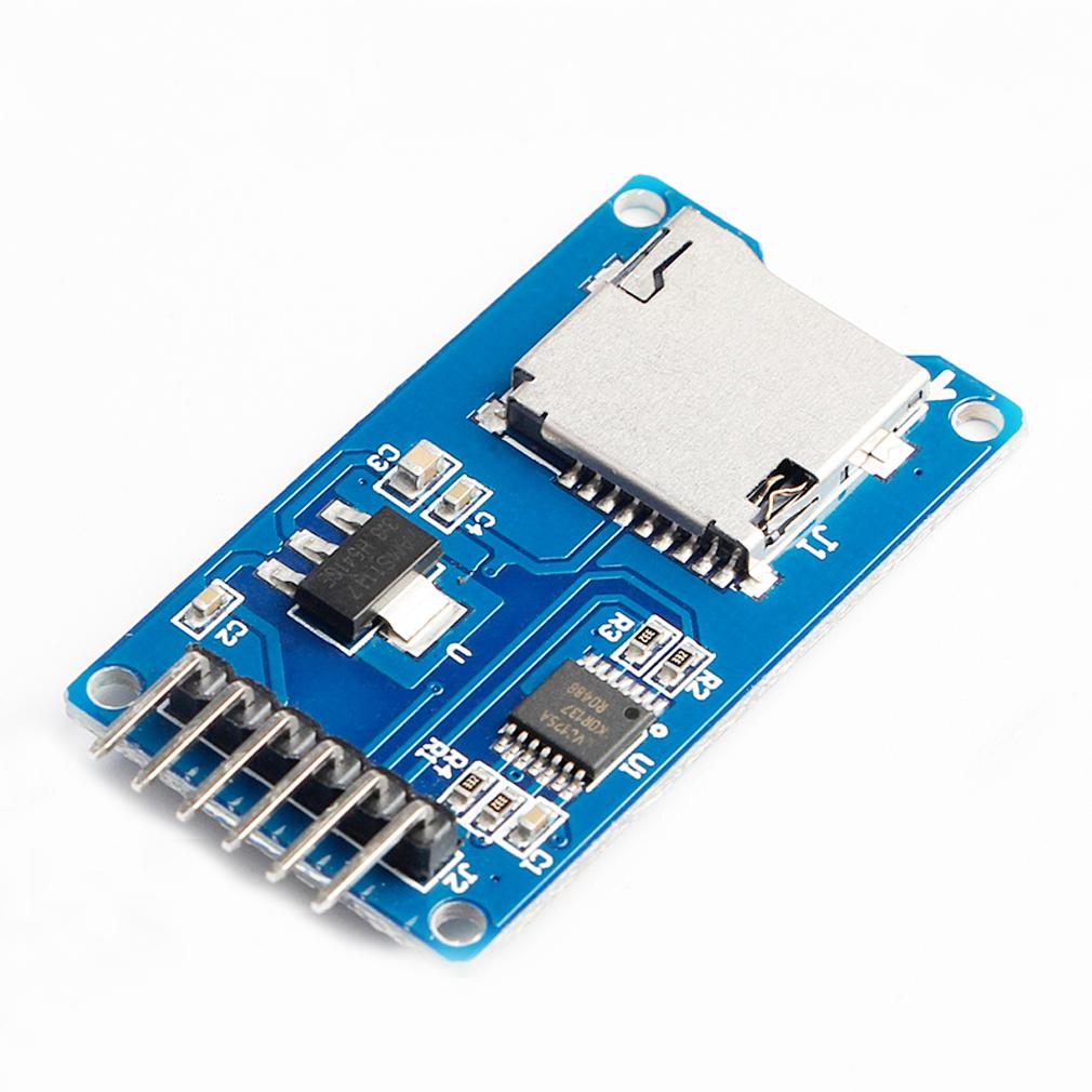 5pcs Micro SD Carte TF Adater Reader Module