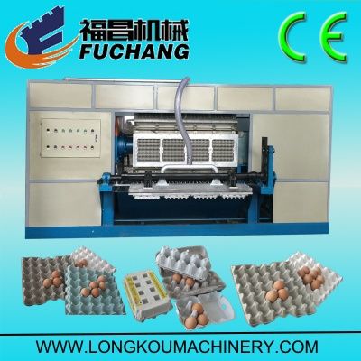 Rotary Egg tray machine