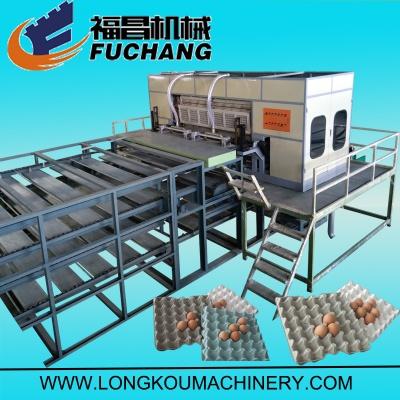 Rotary Egg tray machine