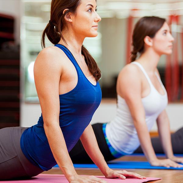 初级瑜伽课程