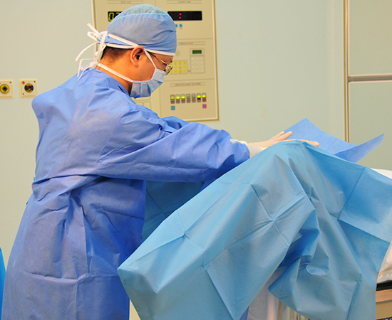 KDF-09-人流手术用手术包(妇科包)