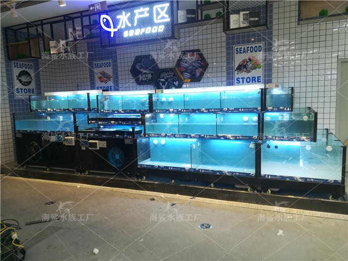 长沙海鲜鱼缸要怎么科学维护?