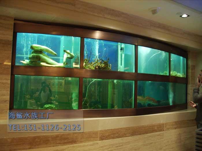 怀化酒店海鲜池
