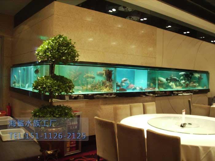 衡阳酒店海鲜池