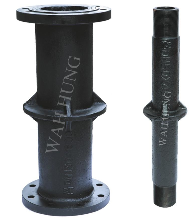 WH026 Cast Iron Puddle Flange