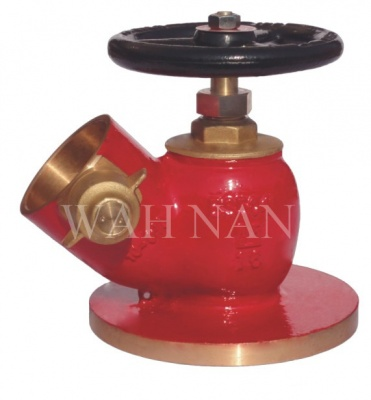 WH048 45degrees John Morris Type flanged hydrant