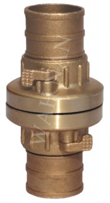 WH073 Swedish SMS Type Hose Coupling