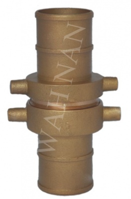WH070 USA Pin Type Hose Coupling