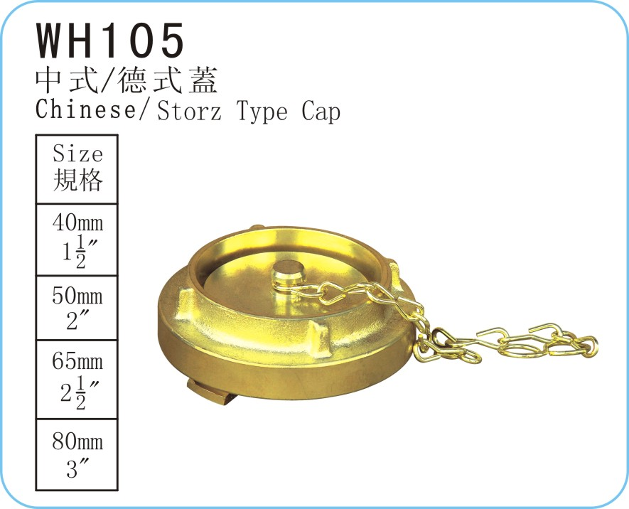 WH105 Chinese/Storz Type Cap