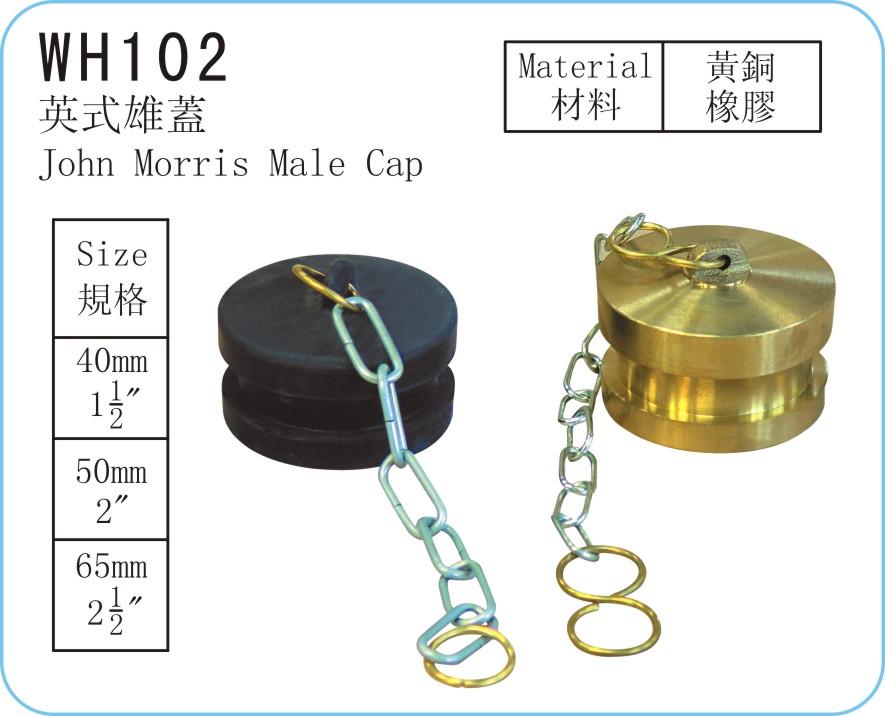 WH102 John Morris Male Cap
