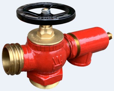WH002 80mm Single Male Round Thread Outlet Hydrant With Parity Valve