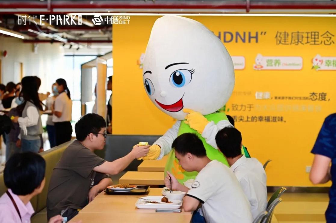 """又双叒叕一家星级网红中膳健康食堂开业!""""HDNH""""健康理念造不?"""