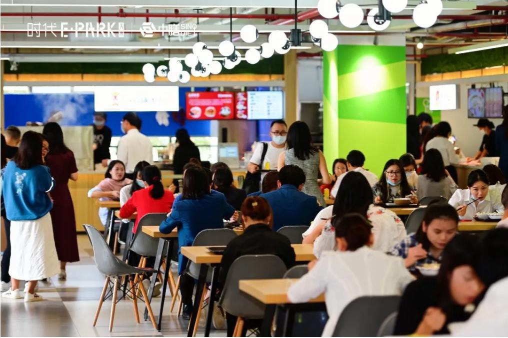 中膳集团健康食堂
