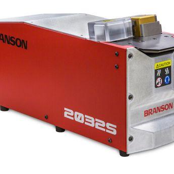 Branson超声波金属焊接
