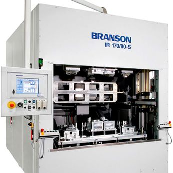 Branson红外焊接