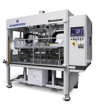 Branson热处理设备
