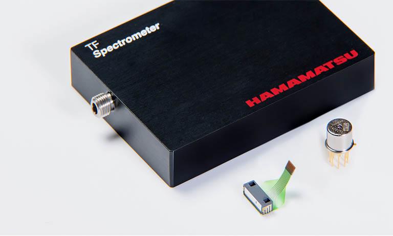 HAMAMATSU光学传感器