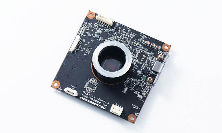 HAMAMATSU相机