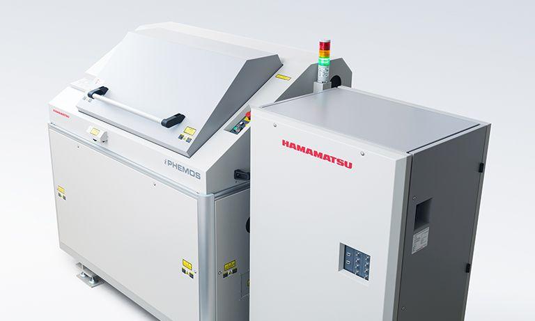 HAMAMATSU半导体制程产品