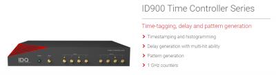 IDQ计时装置