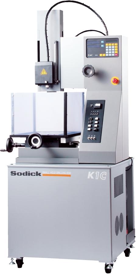 Sodick 小孔加工机