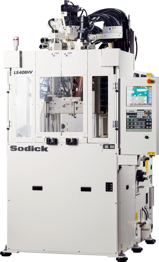 Sodick 立式注塑机