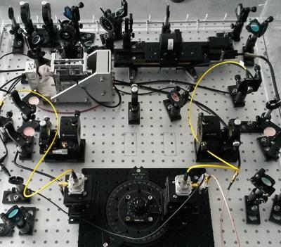 太赫兹光谱工具包