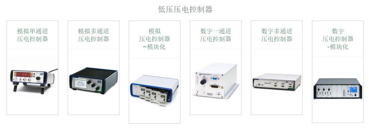 Piezo 压电控制器