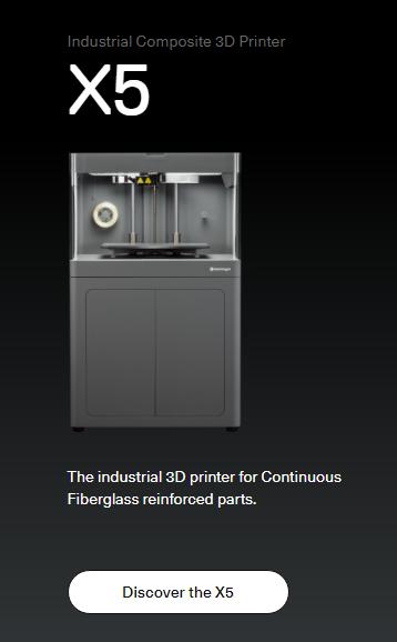 Markforged 3D金属打印机