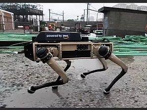 Ghostrobotics Vision 60机器狗