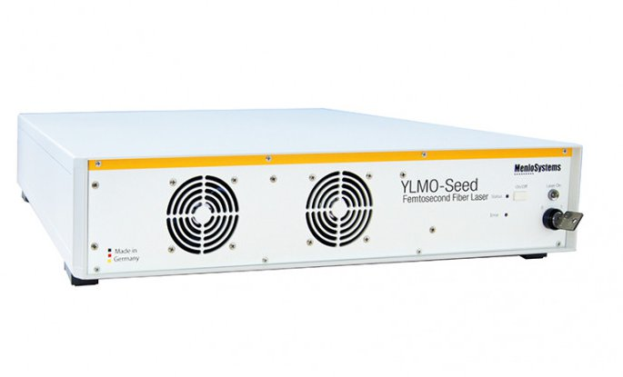 飞秒光纤激光器