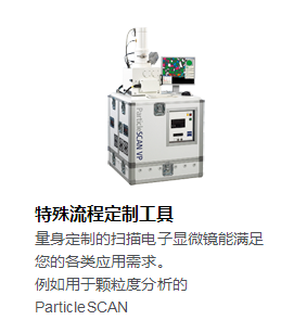 SEM 扫描电子显微镜