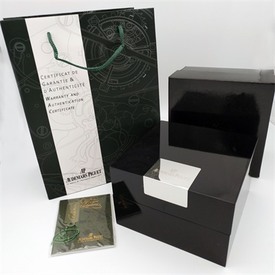 Audemars Piguet - Box 1