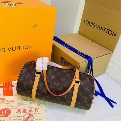 LV Shoulder & Handbag - #40711 Classic Coffee