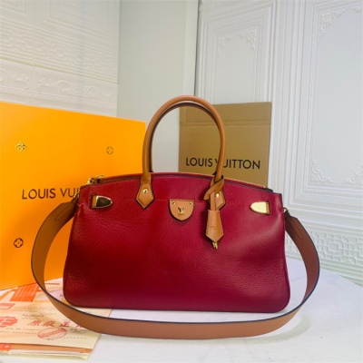 LV Totes - #57160 Red All Set