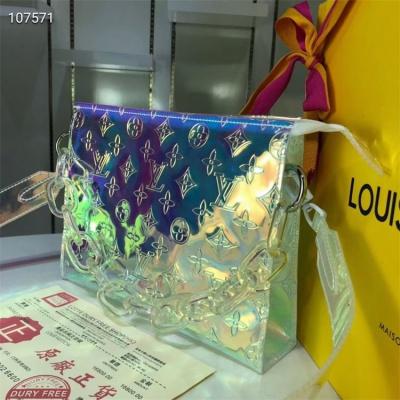 LV Shoulder & Cross Body Bag - #67692 Metallic Twist