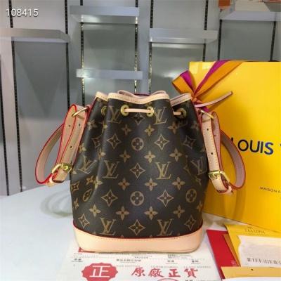 LV Shoulder & Cross Body Bag - #M40817 Classic Brown Neonoe MM